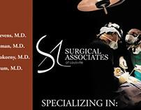 Surgical Associates Logo