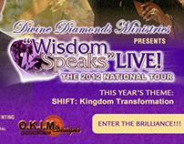 Divine Diamonds Ministries National Tour 2011-12