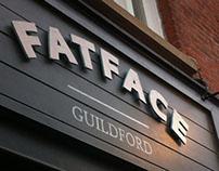 Fatface rebrand
