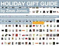 2008 Holiday Gift Guide