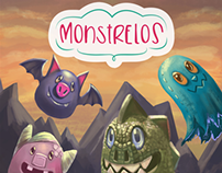 Monstrelos (Unity3D + Arduino Prototype)