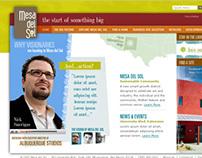 Website - Mesa del Sol
