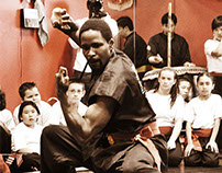 Shaolin Kung Fu Centre Adult Class Promo Video