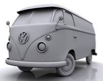 """1954 Volkswagen """"Bulli"""" T1"""