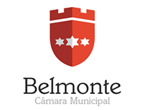 Belmonte city logo