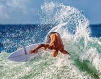 Quiksilver and Roxy Pro 2014 surfing tour