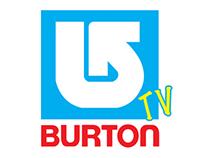 Burton Tv Bumper