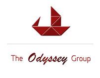 The Odyssey Group - Logo Design process