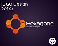 HEXÁGONO - diseño de logo