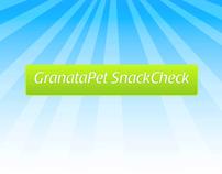 GranataPet Snack Check