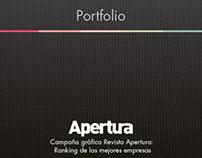 Revista Apertura - El Cronista Comercial