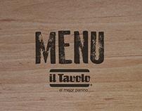 IL TAVOLO - FAST FOOD