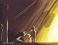 Storyboard, Musical Narrative