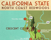 North Coast CA State Parks Visitor's Guide