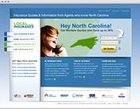 Website - Local Insurance