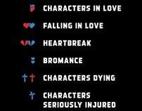 Death, Love and Boredom