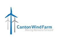 Canton Wind Farm Logo