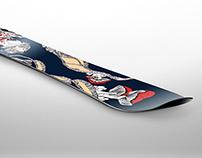 Snowboard Designs   ASDC Competition