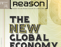 "FM Global REASON Magazine ""NEW GLOBAL ECONOMY"""
