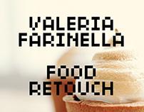 Valeria Farinella - Food Retouch Portfolio