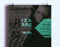 WYRD Magazine poster