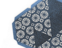 NURBS. hand-made rugs