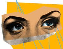 Short Story Illustrations: Eyes of a Blue Dog