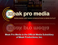 Meak Pro Media Various Facebook Ads 2012-14