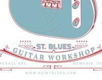 St. Blues posters