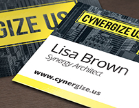 CynergizeUs Business Card