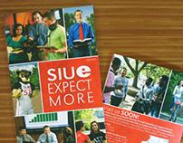 SIUE Expect More - Undergraduate Recruitment Brochure