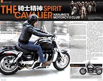 Magazine Design 2008-2013