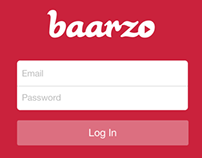 barzoo Rebrand and iPhone App Update Proposal (2014)