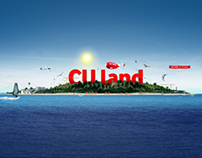 Vodafone CU Land 2008.