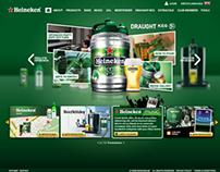 Heineken.gr / 2008