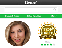 fiverr redesigned