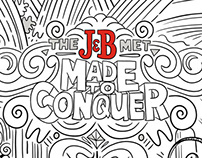 J&B Met Interior Artwork
