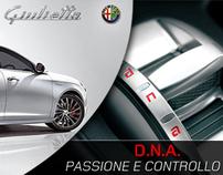 Alfa Romeo Giulietta - Digital Campaign