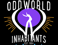 Oddworld Inhabitants Logo Revamp