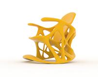 Bones rocking chair