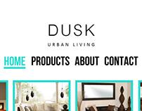 DUSK Urban Living Website Study