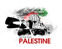 we are from palestine