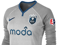 NWSL  Concept teams jerseys