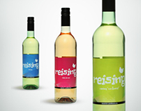 REISING WINE LABELS