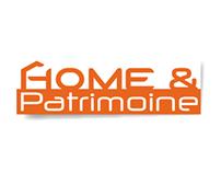 Home & Patrimoine - Logo