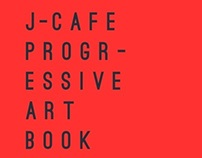 J-Cafe Progressive Art Book 2014