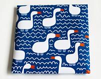 geese, pattern