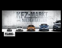 Facebook Title Arrangement • KFZ Markt Niederbayern