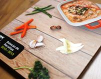 Seleção de Receitas | Banco Rio de Alimentos