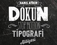 DokuN Stop Motion Tipografi Atölyesi